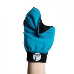 Натуральная отшелушивающая перчатка