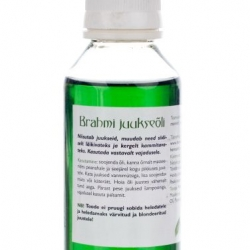 Brahmi juukseõli 100 ml
